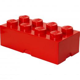 LEGO - Pojemnik na śniadanie - Lunch box - Czerwony 2304