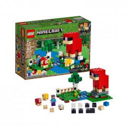 LEGO Minecraft 21153 - Hodowla Owiec