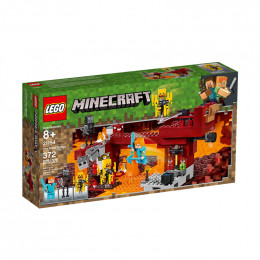 LEGO Minecraft 21154 - Most Płomyków