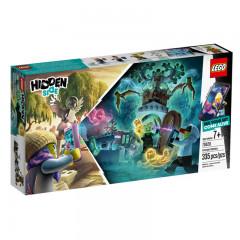 LEGO® Hidden Side - 70420 - Tajemnicze Cmentarzysko