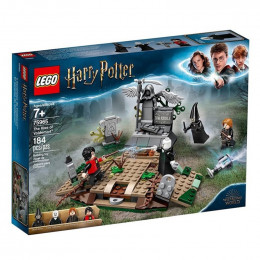 LEGO Harry Potter 75965 - Powrót Voldemorta