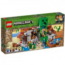 LEGO® Minecraft™ 21155 Kopalnia Creeperów