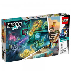 LEGO Hidden Side - 70422 - Kłopoty w Restauracji