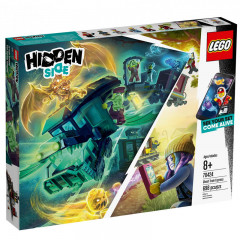 LEGO Hidden Side - 70424 - Ekspres Widmo