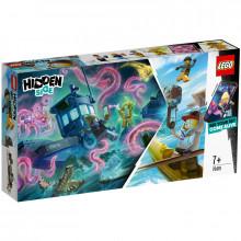 LEGO® Hidden Side - 70419 - Wrak Łodzi Rybackiej
