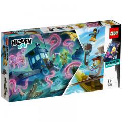 LEGO Hidden Side - 70419 - Wrak Łodzi Rybackiej