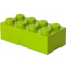 LEGO - Pojemnik na śniadanie - Lunch box - Limonkowy 2303