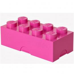 LEGO - Pojemnik na śniadanie - Lunch box - Różowy 2397