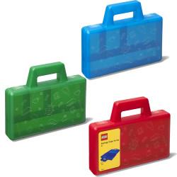 LEGO - Walizka z sorterem na klocki - Trzy kolory do wyboru 4087