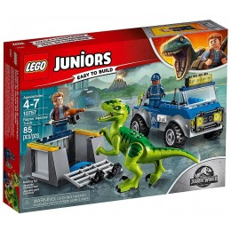 Klocki LEGO® Juniors Jurassic World 10757 Na ratunek raptorom