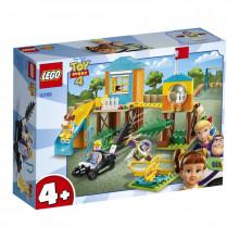Lego Toy Story 4 10768 - Przygoda Buzza i Bou na placu zabaw