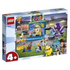 LEGO Toy Story 4 10770 - Karnawałowe szaleństwo Chudego i Buzza