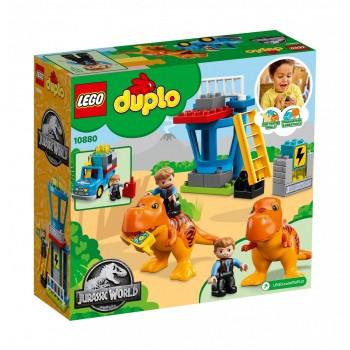 Klocki LEGO DUPLO 10880 Wieża Tyranozaura