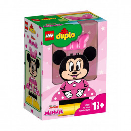 LEGO DUPLO 10897 - Moja pierwsza Myszka Minnie
