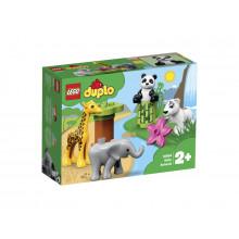 LEGO Duplo 10904 - Małe Zwierzątka