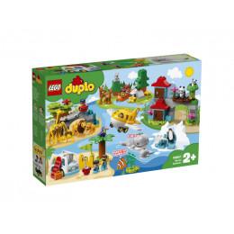 LEGO Duplo 10907 - Zwierzęta świata
