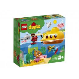 LEGO Duplo 10910 - Przygoda w łodzi podwodnej