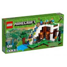 Klocki LEGO Minecraft 21134 Baza Pod Wodospadem