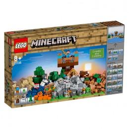 Klocki LEGO Minecraft 21135 Kreatywny Warsztat 2.0