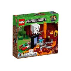 Klocki LEGO® Minecraft™ 21143 Portal do Netheru