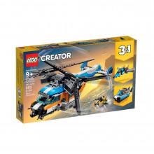 LEGO Creator 31096 - Śmigłowiec dwuwirnikowy