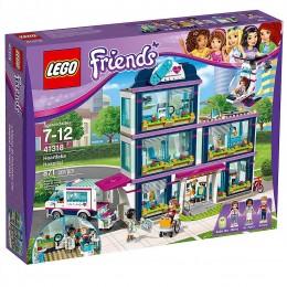 Klocki LEGO® Friends 41318 Szpital w Heartlake