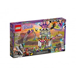 Klocki LEGO® Friends 41352 Dzień wielkiego wyścigu