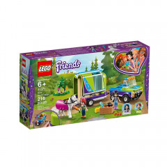 LEGO Friends 41371 - Przyczepa dla konia Mii