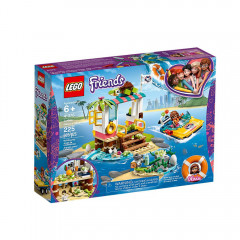 LEGO Friends 41376 - Na ratunek żółwiom