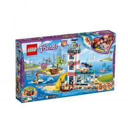 LEGO Friends 41380 - Centrum ratunkowe w latarni morskiej