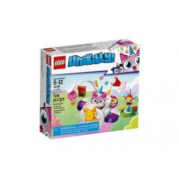 Klocki LEGO® Unikitty™ 41451 Chmurkowy pojazd Kici Rożek™