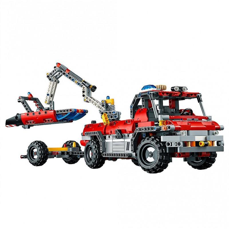 Klocki Lego Technic 42068 Pojazd Straży Pożarnej Sklep Zabawkowy