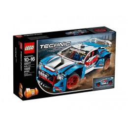 LEGO® Technic 42077 Niebieska wyścigówka