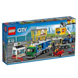 LEGO® City 60169 Terminal towarowy