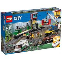 LEGO® City 60198 Pociąg towarowy