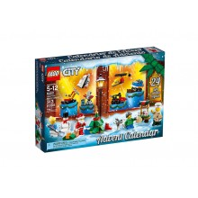 LEGO City 60201 Kalendarz adwentowy