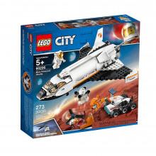 LEGO® CITY 60226 Wyprawa badawcza na Marsa
