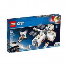 LEGO® City 60227 Stacja kosmiczna na Księżycu