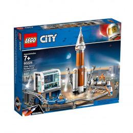 LEGO® City 60228 Centrum lotów kosmicznych