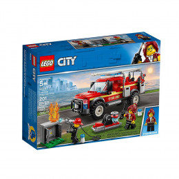 Klocki LEGO® City 60231 Terenówka komendantki straży pożarnej
