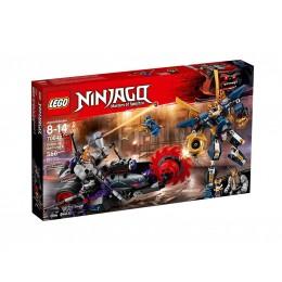 LEGO® NINJAGO® 70642 Killow kontra Samuraj X