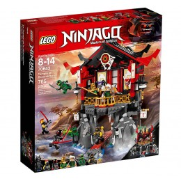LEGO NINJAGO 70643 Świątynia Wskrzeszenia