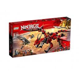 LEGO NINJAGO 70653 Fistbourne