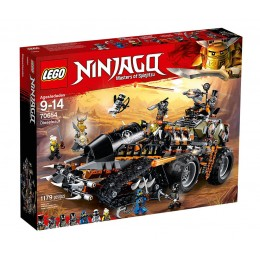 LEGO® NINJAGO® 70654 Diselnauta