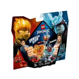 LEGO® NINJAGO® 70684 Potęga Spinjitzu — Kai kontra samuraj