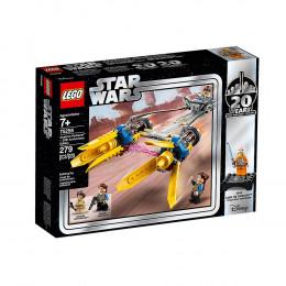 LEGO® Star Wars™  75258 Ścigacz Anakina™ — edycja rocznicowa