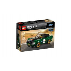 LEGO® Speed Chamipons 75884 Ford Mustang Fastback z 1968 r.