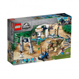LEGO® Jurassic World™ 75937 Atak triceratopsa