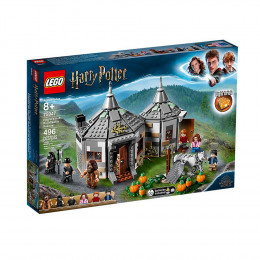 LEGO Harry Potter 75947 Chatka Hagrida Na ratunek Hardodziobowi