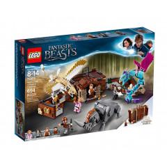 LEGO Harry Potter 75952 Walizka Newta z magicznymi stworzeniami